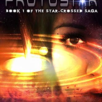 Protostar by Braxton Cosby (cover) - Book Review